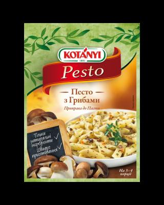 112713 Pesto Mushrooms Ua Pouch